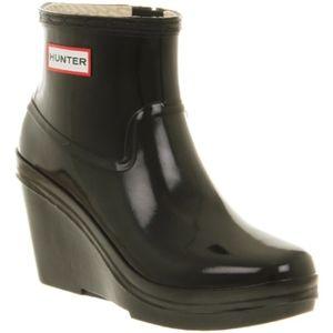 Hunter Aston Wedge Rain Boot